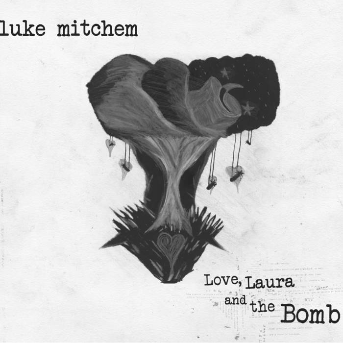 """Love, Laura and the Bomb"" cover art"