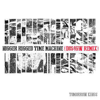 Nigger Rigged Time Machine (DOS4GW REMIX) cover art