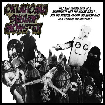 Oklahoma Swamp Monster cover art