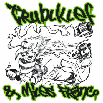 Trublklef & Miles Franco cover art