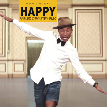 Pharrell - Happy (Fabled Circuitry RMX) cover art