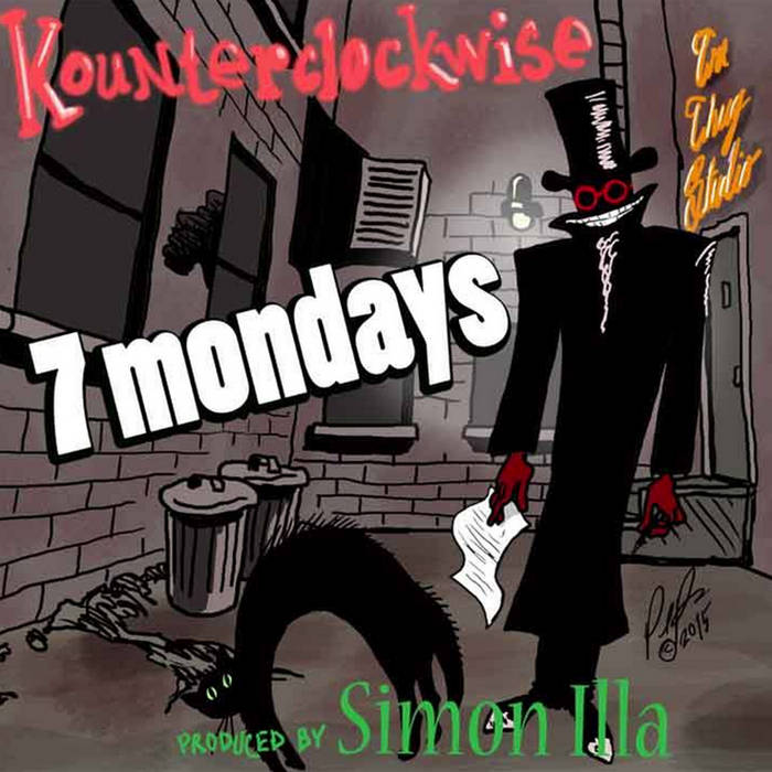 7 MONDAYS cover art