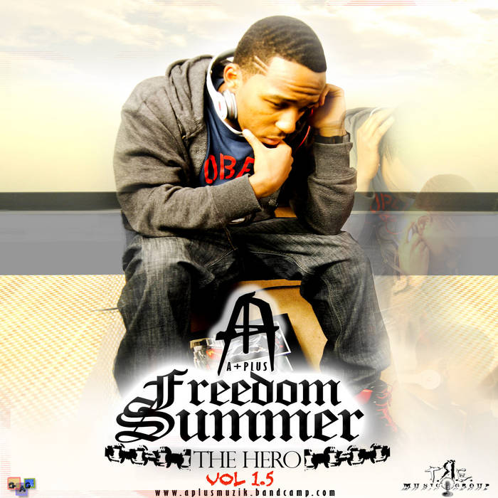 Freedom Summer:The Hero Vol. 1.5 cover art