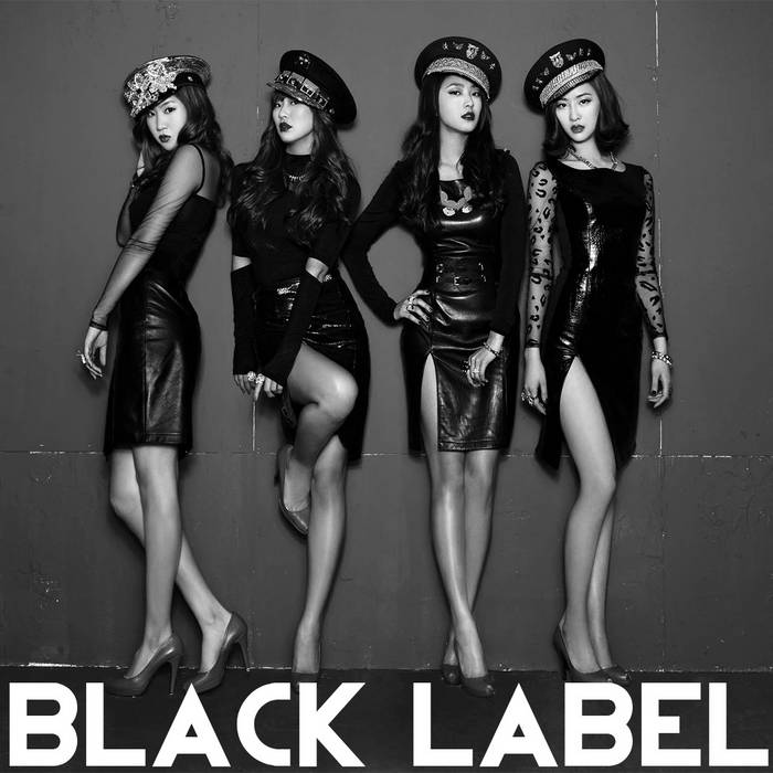 BLACK LABEL cover art