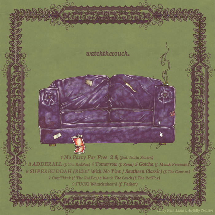 Watch The Couch cover art