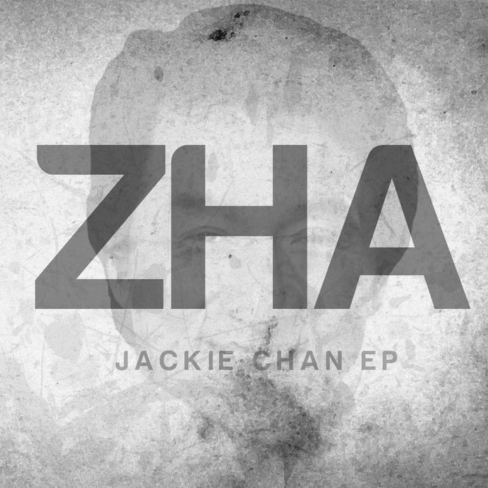 Jackie Chan EP cover art