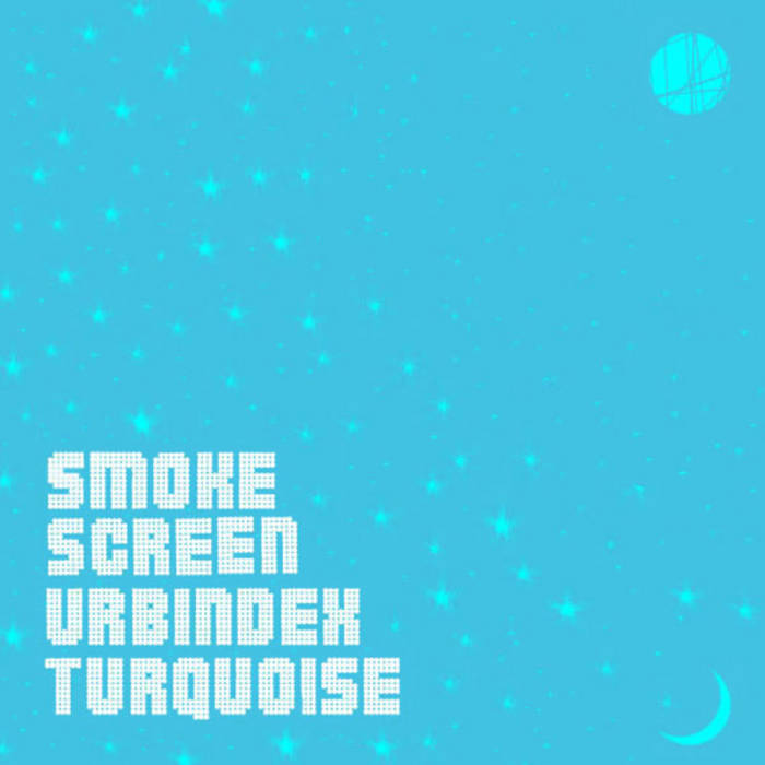 Turquoise EP cover art