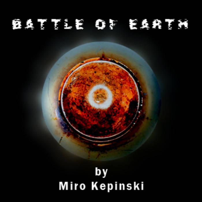 Battle of Earth cover art