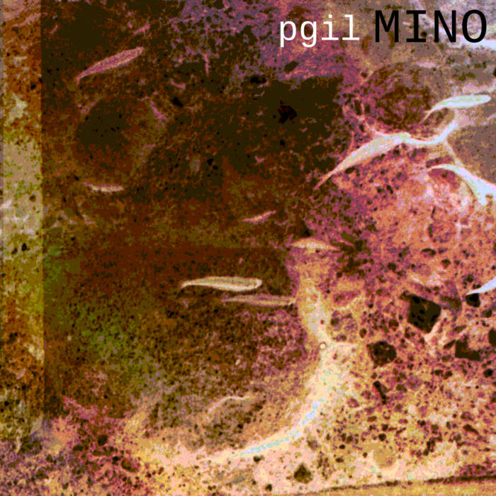 MINO ep cover art