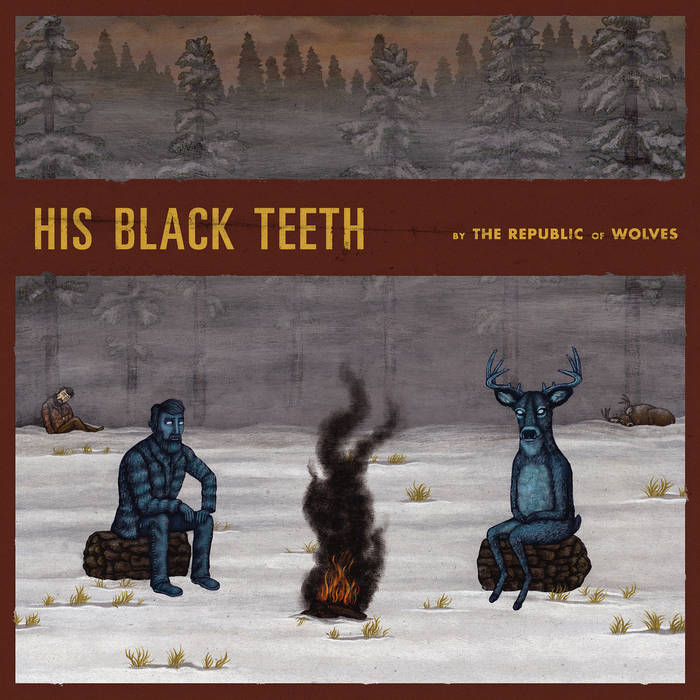 His Black Teeth cover art