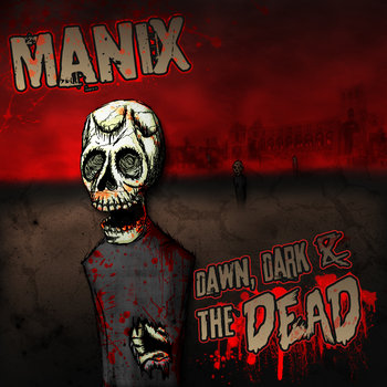 Dawn, Dark & The Dead cover art