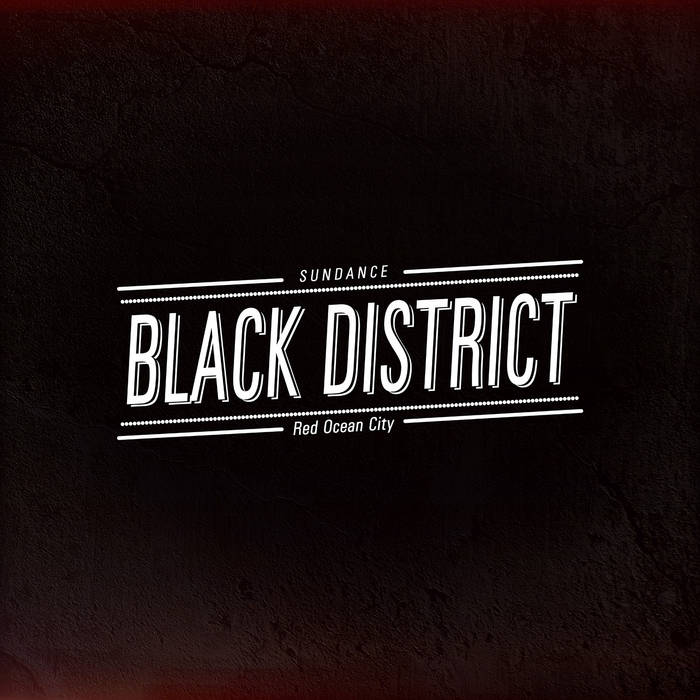 Black District (Red Ocean City) cover art