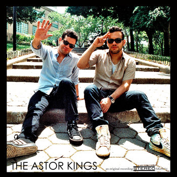 We Are The Astor Kings cover art