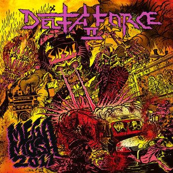 Megamosh 2011 cover art