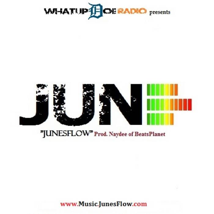 """""""JunesFlow"""" cover art"""