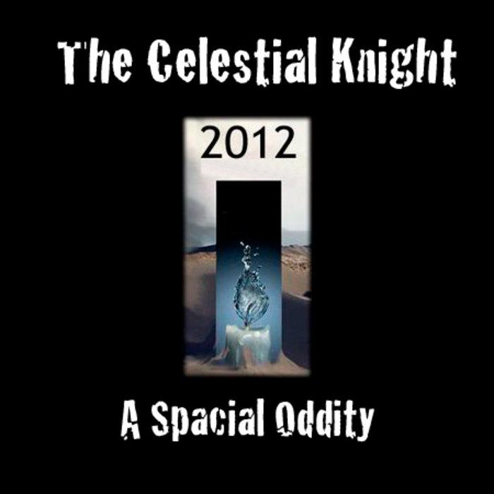 2012 - A Spacial Oddity cover art