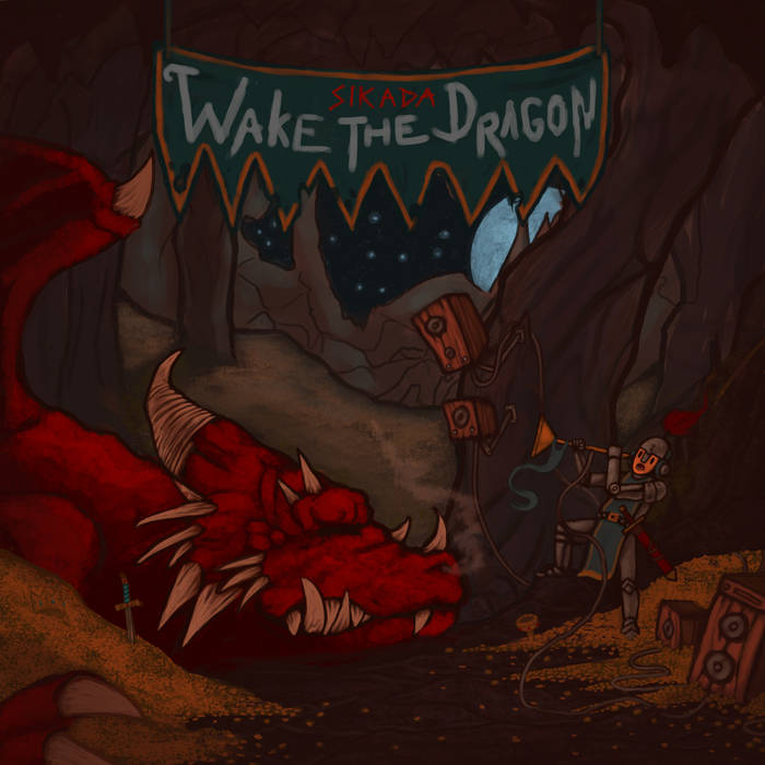Wake The Dragon cover art