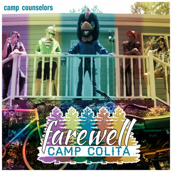 Farewell Camp Colita cover art