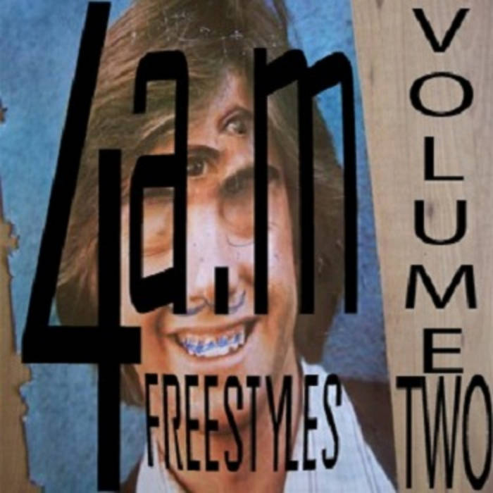 4a.m. Freestyles Vol.2 cover art