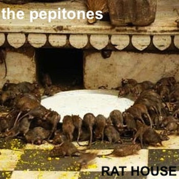 RAT HOUSE cover art