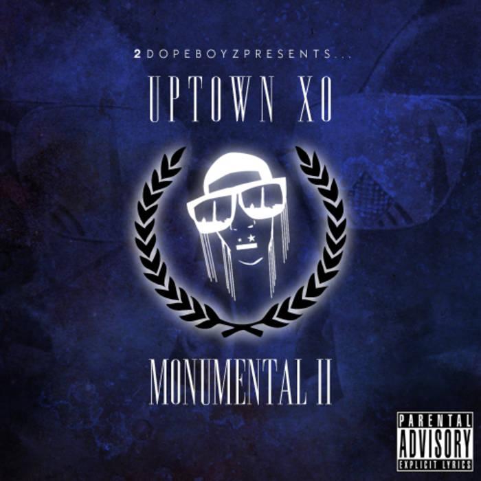 MONUMENTAL 2 cover art
