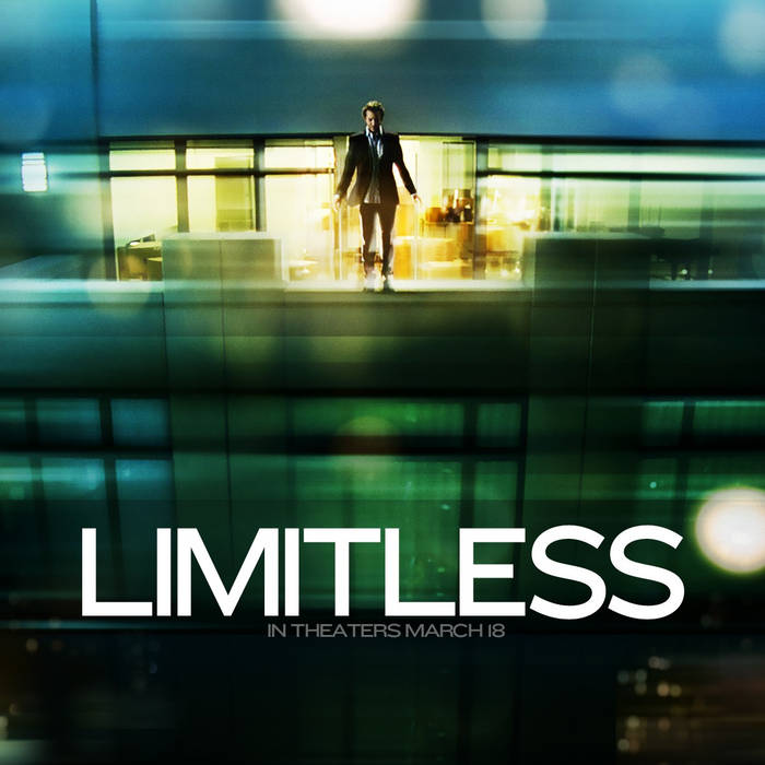 Limitless EP cover art
