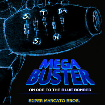 Mega Buster cover art