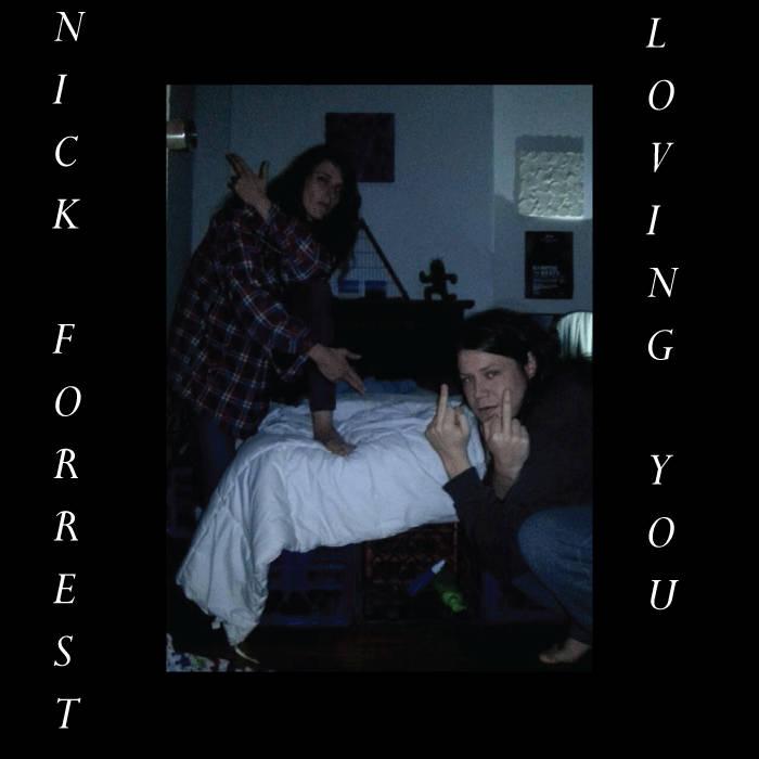 Nick Forrest - Loving you cover art