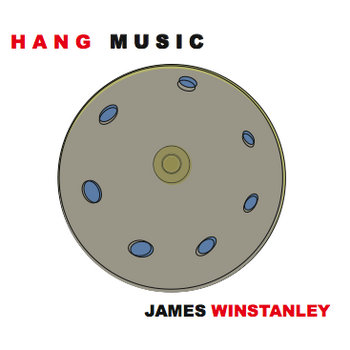 James Winstanley ~ Hang Music cover art
