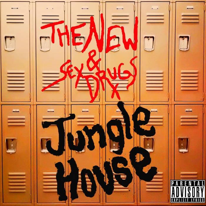 Jungle House cover art