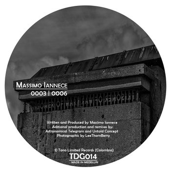 TDG014 | Massimo Iannece - 0003 | 0006 cover art