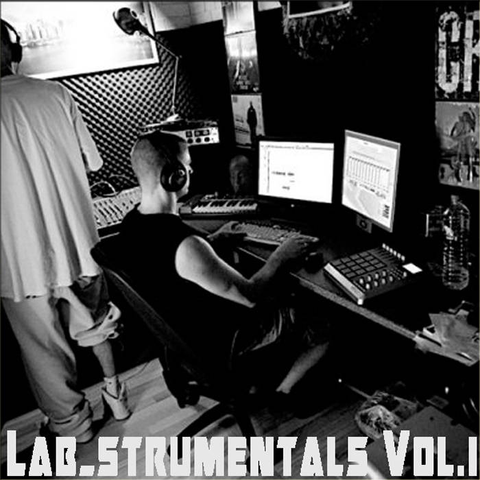 LABSTRUMENTALS VOL.I cover art