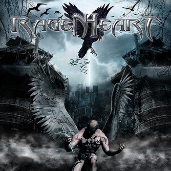 """RAGENHEART """"Ragenheart"""" cover art"""
