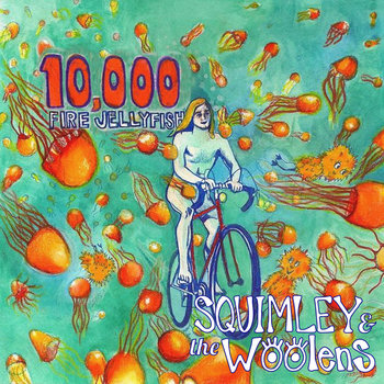 10,000 Fire Jellyfish cover art
