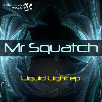 Liquid Light ep cover art