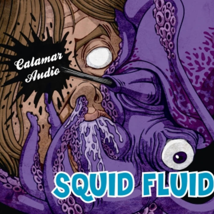 Squid Fluid cover art