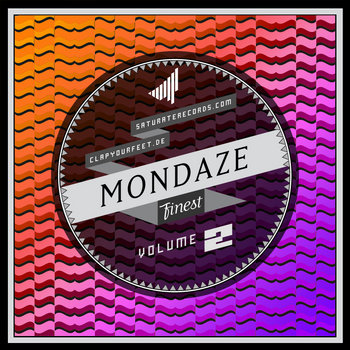Mondaze Finest Vol. 2 cover art