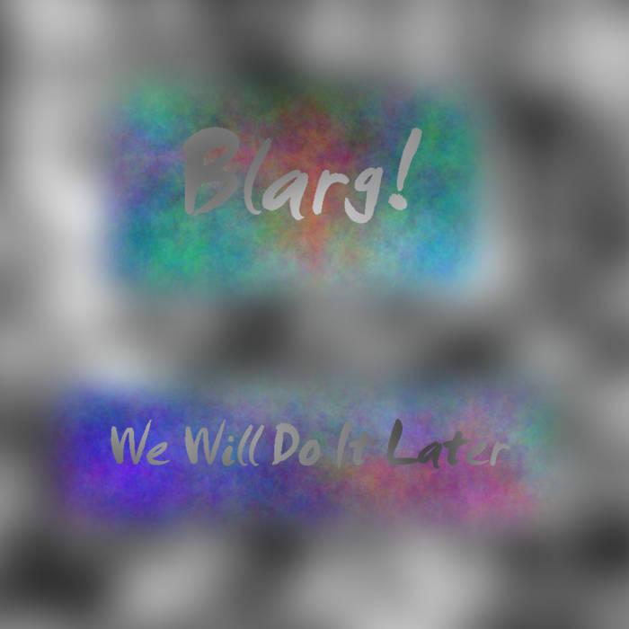 Blarg! cover art
