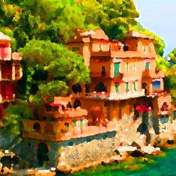 Seaside Villa cover art