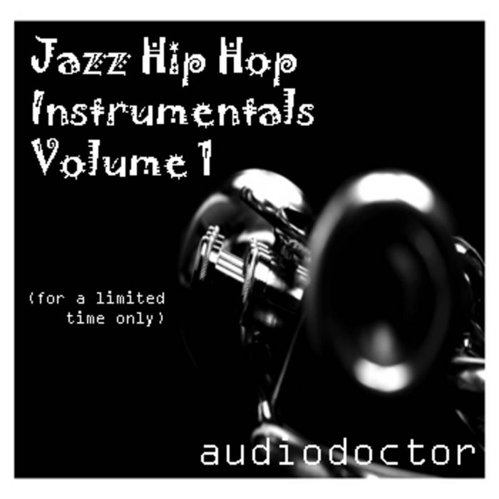 Jazz Hip Hop Instrumentals Volume 1 cover art