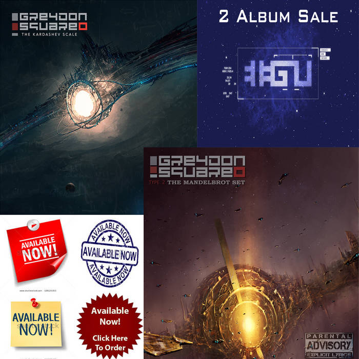 Types I & II Double CD Set (Physical Cds) cover art