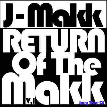Return of The Makk Vol.1 cover art
