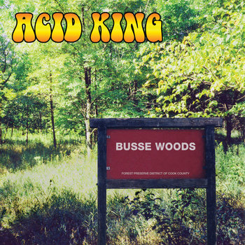 Busse Woods cover art
