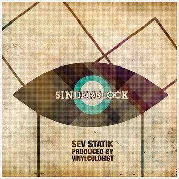 SINDERBLOCK EP cover art