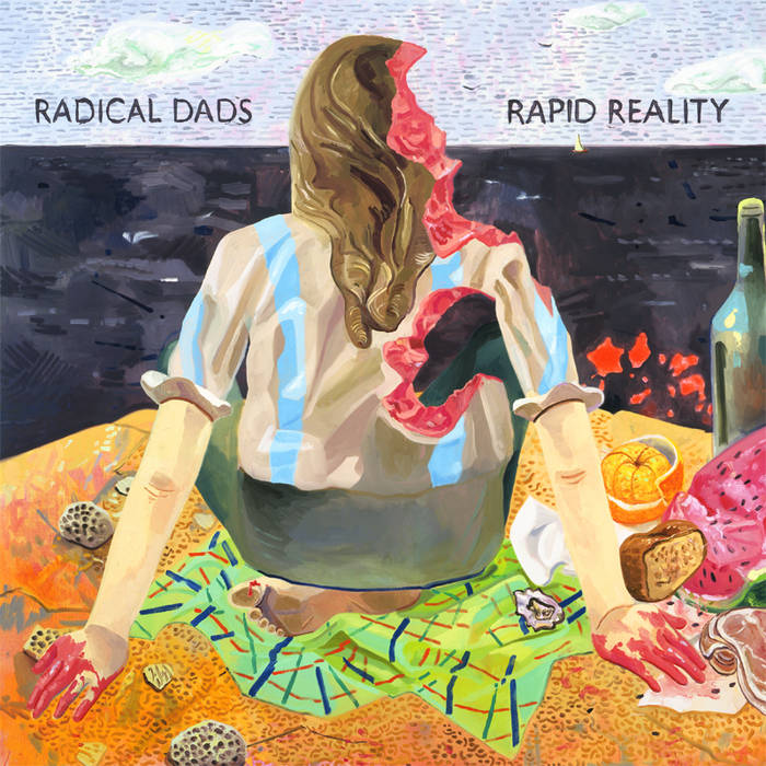 Rapid Reality cover art