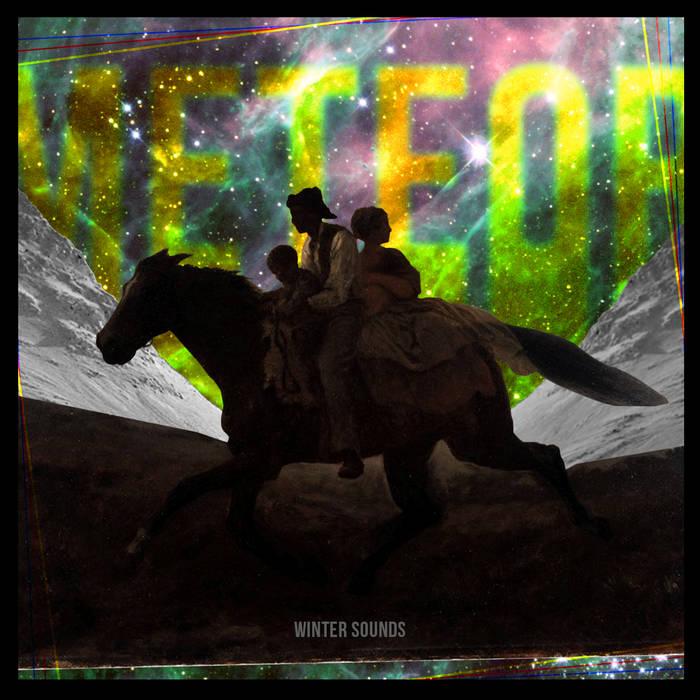 Meteor cover art