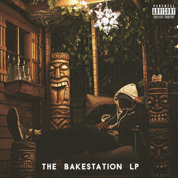 The BakeStation LP cover art