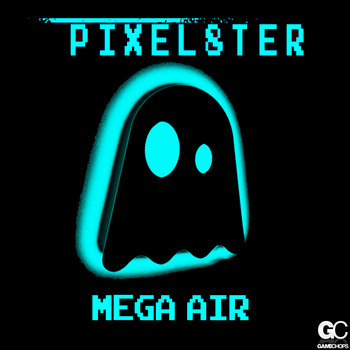 Mega Air EP cover art