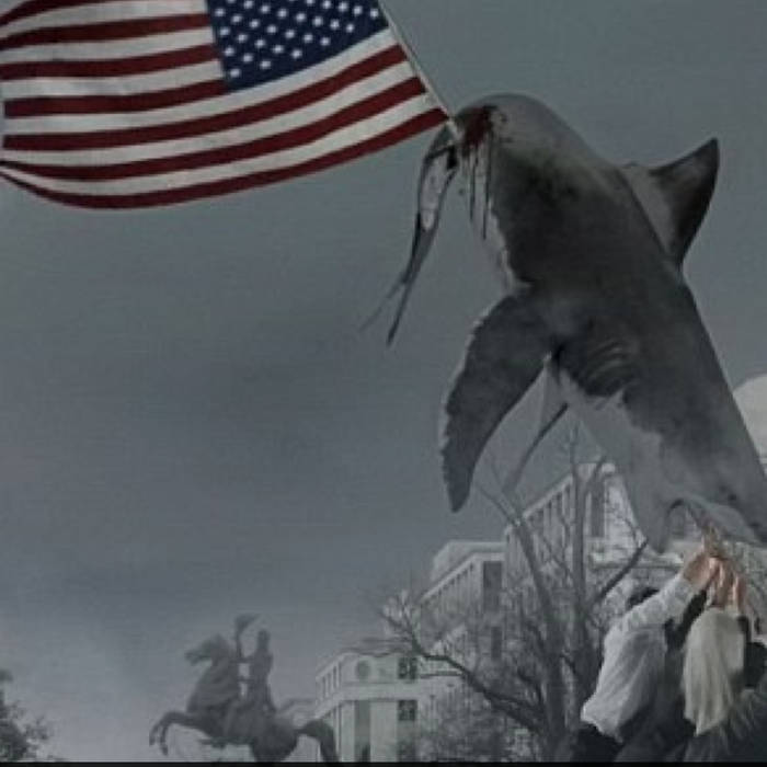 SHARKNADO cover art