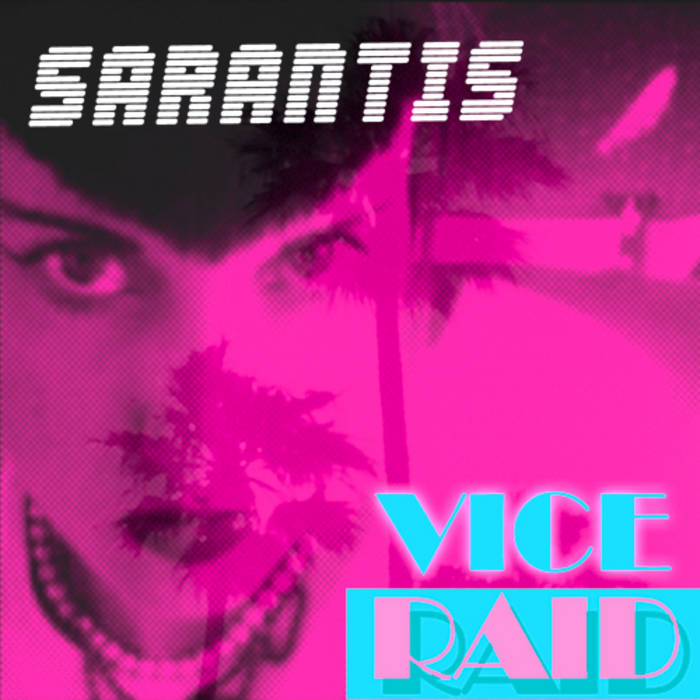 Vice Raid EP cover art